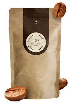 FELLEZA: סדרת פילינג גוף ופנים Mark Coffee