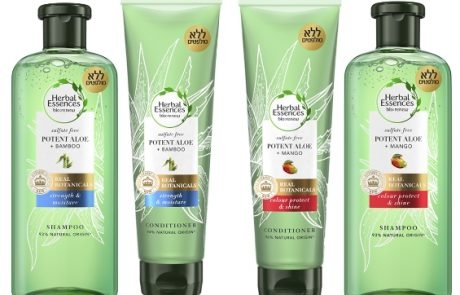Herbal Essences: Sulfate-Free