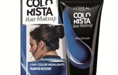 לוריאל פריז: COLORISTA Hair Makeup