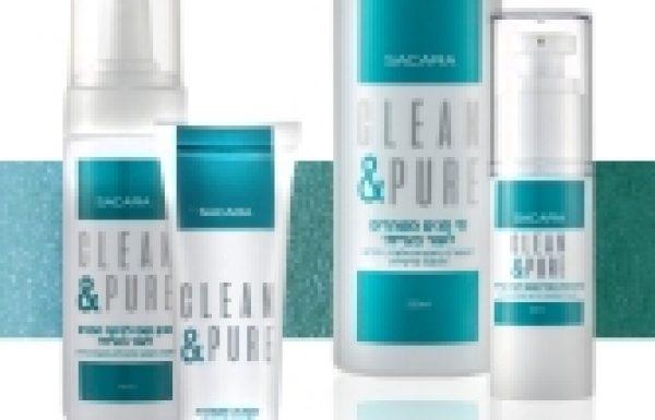 SACARA : מוצרים לטיפוח עור שמן ומעורב