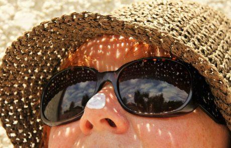 קרם הגנה מפני השמש