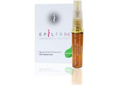אפילפרי: לדילול צמיחת השיער בפנים