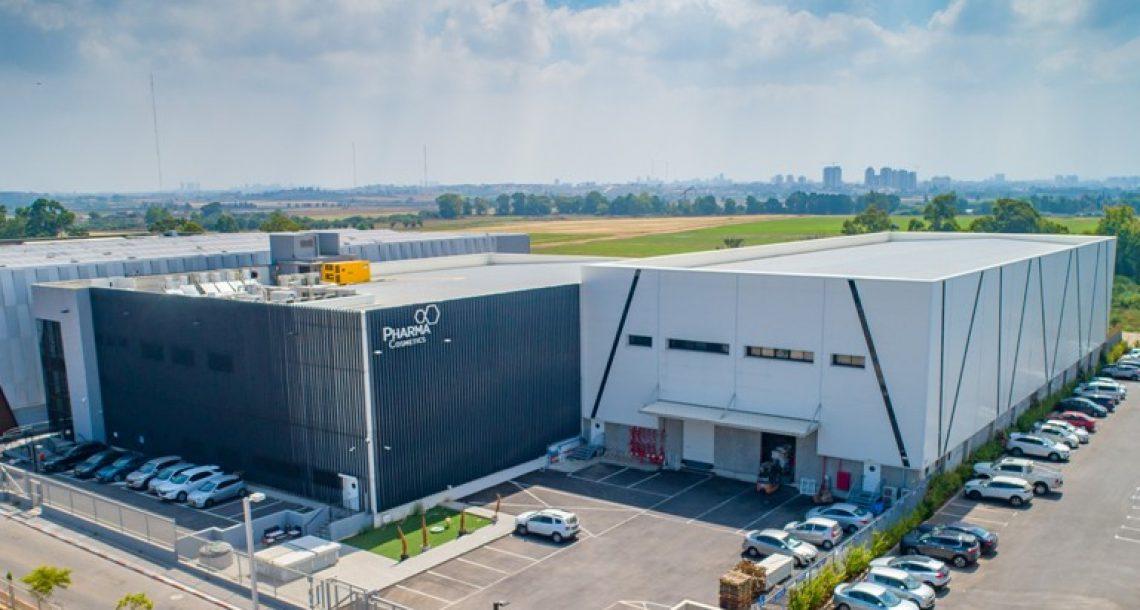 פרמה קוסמטיקס חונכת מפעל חדש ביבנה