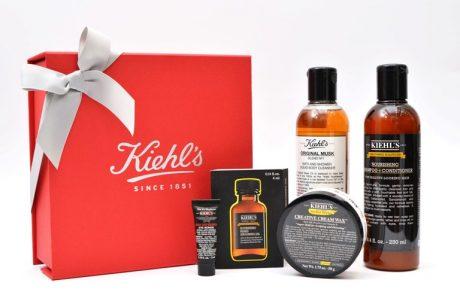 Kiehl's: מארזי חג לנשים ולגברים