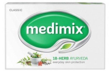מדימיקס: סבון איורוודה