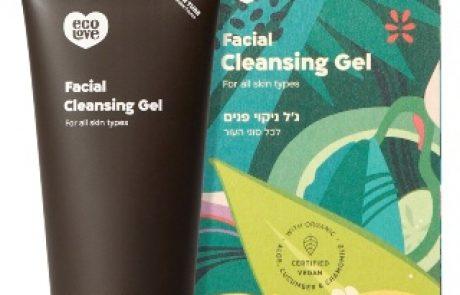 ecoLove: ג'ל ניקוי פנים