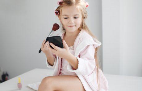 כיצד לשמור על עור הפנים של הילדים מאיפור פורים?