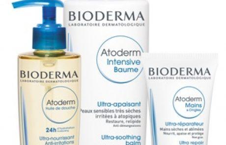 BIODERMA: סדרת Atoderm לעור
