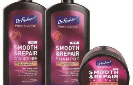 """ד""""ר פישר פרופשיונל: לשיקום השיער"""