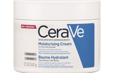 CeraVe: קרם לחות לפנים ולגוף