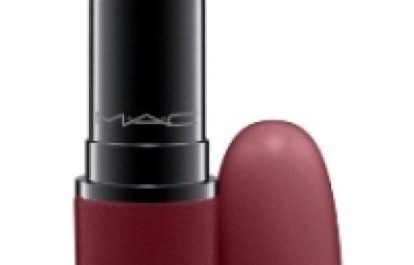 MAC : שפתונים בצבעים חדשים