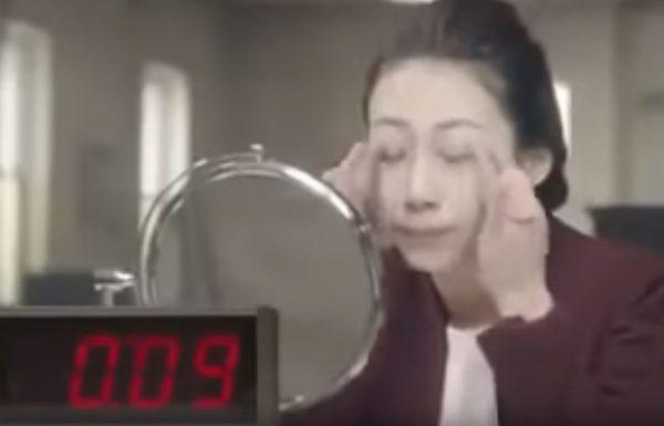 איפור ב-10 שניות בלבד