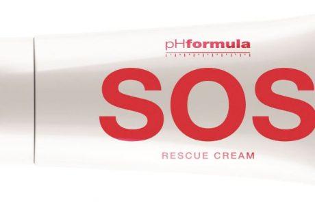pHformula: קרם פנים SOS