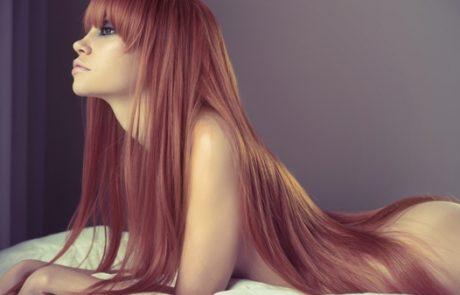 כל אחת והשיער שלה