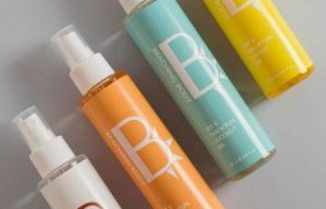 Beaching Body: מוצרי שיזוף