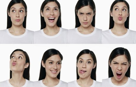 השפעות הלחץ והחרדה על עור הפנים