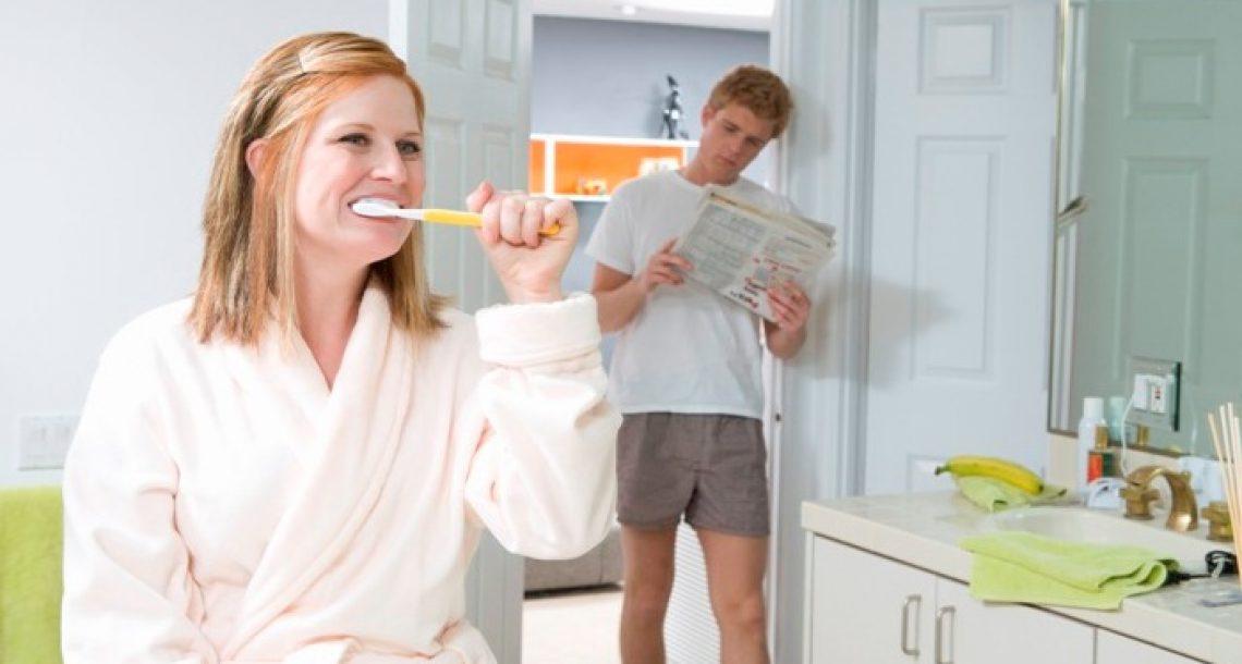 הרווח בין הטרנד לשיניים
