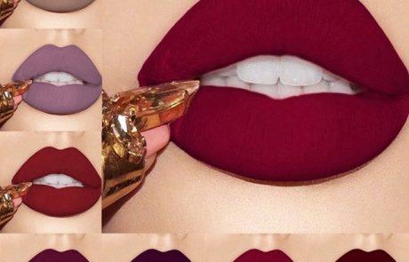 TEAEGG: שפתונים ב-28 גוונים במחיר 1.82$