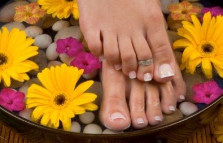 טיפים לטיפוח רגליים לקיץ