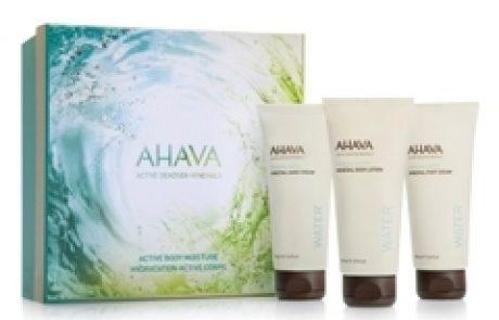 AHAVA מעבדות ים המלח: קולקציית מארזים לפסח