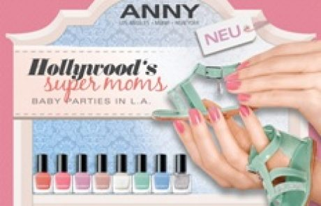 ANNY: קולקציית לקים Hollywood super moms