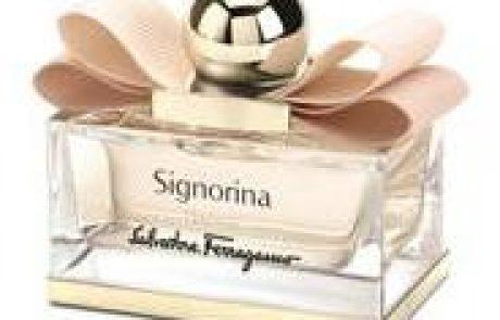 סניורינה אלגנזה: Salvatore Ferragamo בושם לאישה