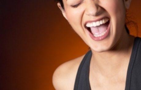 אסתטיקה: החיוך מנצח