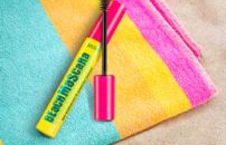 סופט טאץ': מסקרה עמידה Beach Mascara