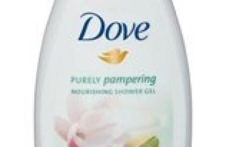 יוניליוור: Dove – תחליב רחצה קרם פיסטוק ומגנוליה