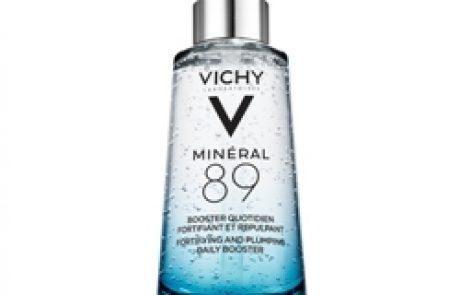 VICHY: בוסטר יומי לחיזוק והזנת העור Minéral 89
