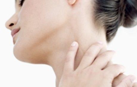 טיפולי צוואר וקדמת-חזה
