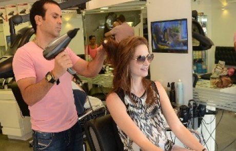 שיער מרהיב לאישה ה'הריונית'