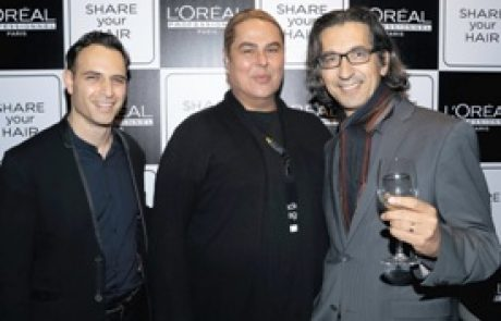 מראות השיער בשבוע האופנה הישראלי