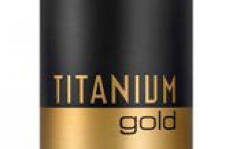 טיטאניום: ספריי גוף לגברים TITANIUM GOLD