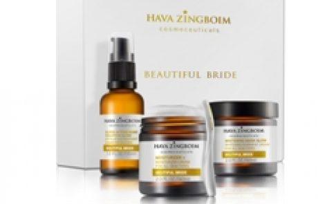 חוה זינגבוים: ערכת כלה טיפולית BEAUTIFUL BRIDE