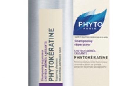 פיטו-פריז: שמפו שיקומי לשיער פגום פיטוקרטין (PHYTOKERATINE)