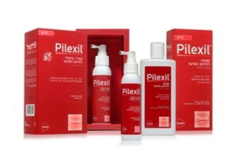 פילקסיל Pilexil: סדרה טיפולית לחיזוק השיער