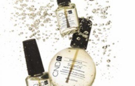 CND: להסרת הקוטיקולה CUTICLE ERASER & SOLAR OIL