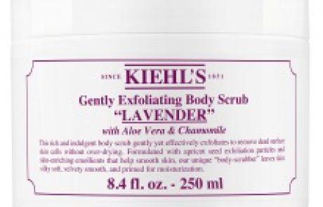 Kiehl's : פילינג גרגרים לגוף