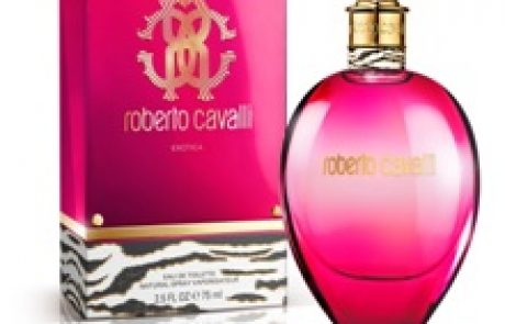 רוברטו קוואלי: בושם Roberto Cavalli Exotica