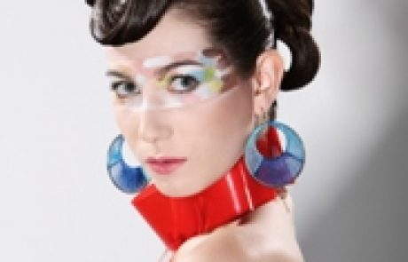 שיער: קולקציית עיצוב 3D בתלת מימד