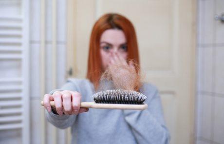 נשירת שיער בצל הקורונה
