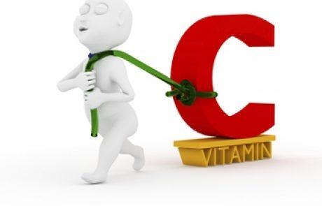 ויטמין C פורץ דרך בטיפולי אנטי-אייג'ינג