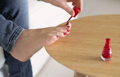 7 כללים לפדיקור ביתי